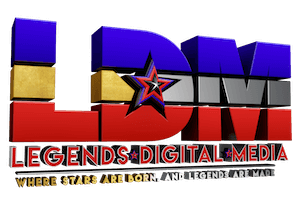 Legends Digital Media logo